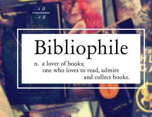 #Le10cose che fa un bibliofilo