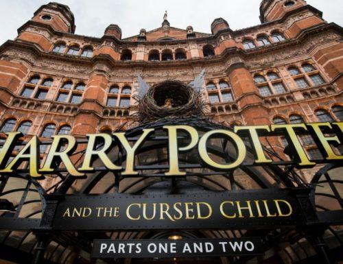 Recensione- Harry Potter e la Maledizione dell'Erede