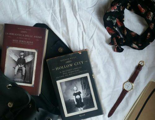 """Doppia Recensione: """"Hollow City"""" e """"La Biblioteca delle anime"""", saga di Miss Peregrine."""