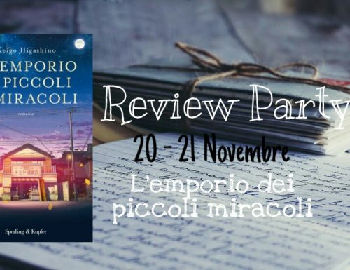 L'emporio dei piccoli miracoli, Keigo Higashino – Review Party