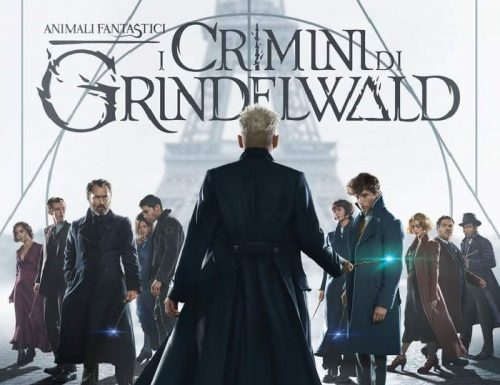 Off Topic: Animali Fantastici e i Crimini di Grindelwald