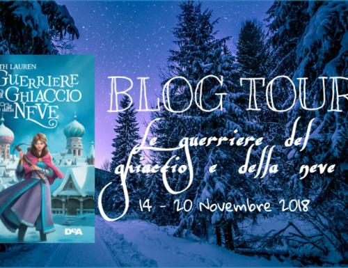 Un tuffo agli inizi: La Prigioniera del ghiaccio e della neve, Ruth Lauren