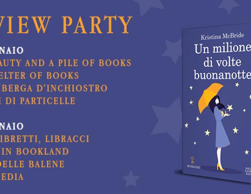 Review Party: Un milione di volte buonanotte, Kristina McBride