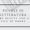 #Pillole di Letteratura